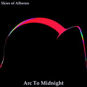 Arc To Midnight by Skies of Alberon album art SoundsGoodMan Records SoundsGoodManRecords.com