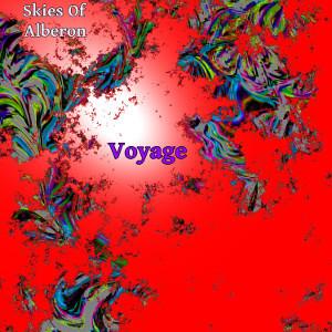 Voyage by Skies of Alberon album art SoundsGoodMan Records SoundsGoodManRecords.com