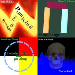 Cover art for 4 songs on batch 24 of SoundsGoodManRecords dot com